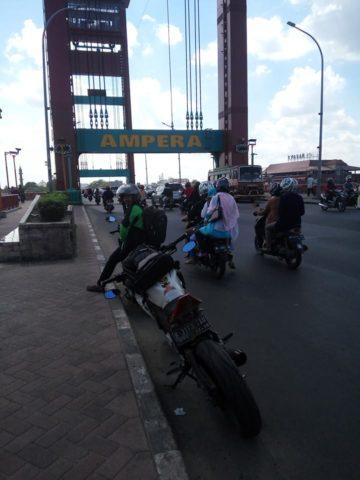 Gojek mudik Jakarta medan 9