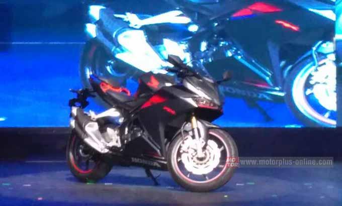 Honda CBR 250 Dua Silinder