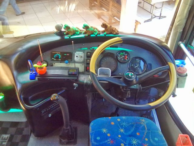 Bus Tugas Anda Karoseri – imotorium 4  sedya mulya dashboard