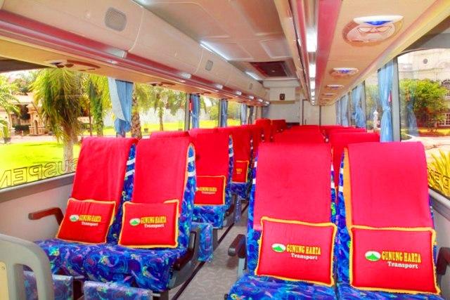 PO Gunung Harta  bus imotorium (7) interior