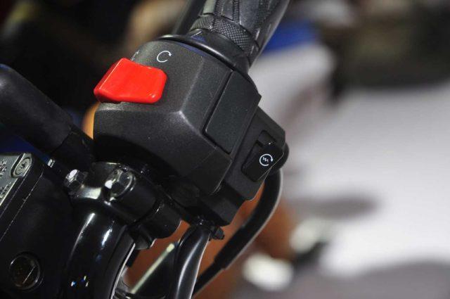 Engine Switch Off GSX-S150