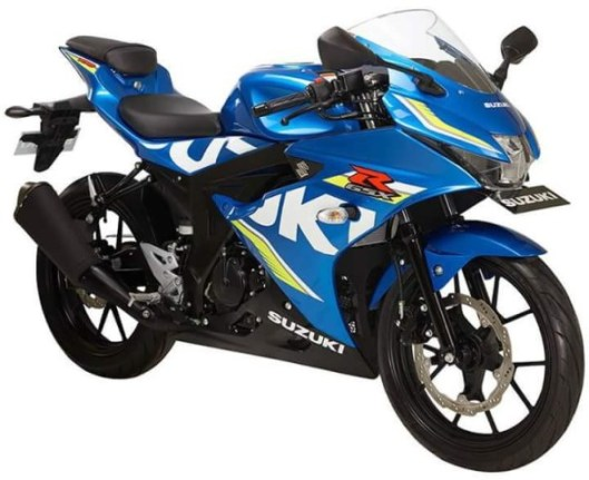 GSX-R150 Ecstar MotoGP Blue
