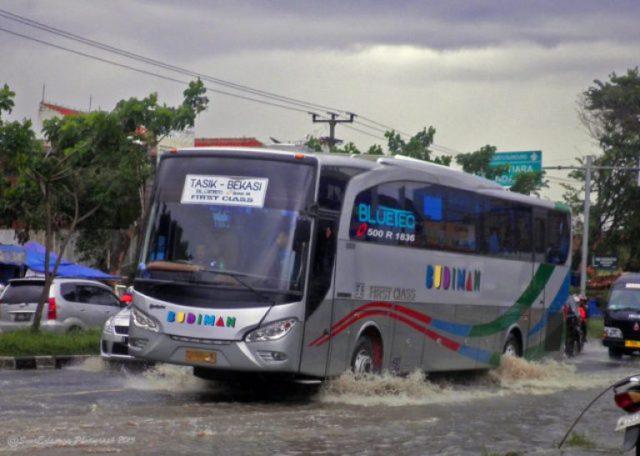 Tarif Perjalanan Bus PO Budiman Musim Lebaran 2018