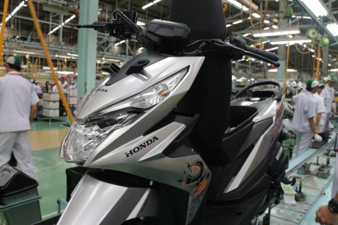 New Honda BeAT Street eSP 2019