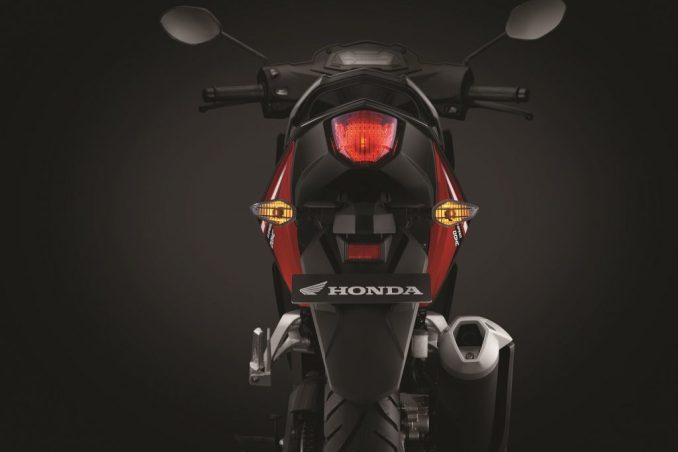 Honda supra gtr 2019 stoplamp