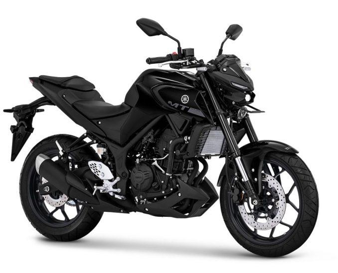 Yamaha New MT-25