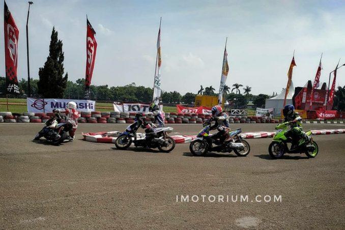 Matic Wanita Honda Dream Cup 2019