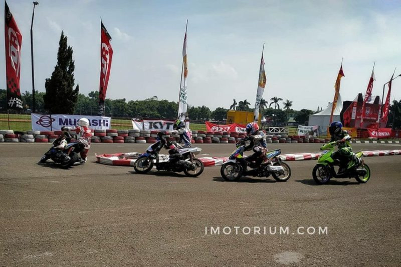 Matic Wanita Honda Dream Cup 2019