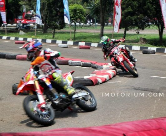 Supermoto Honda Dream Cup 1