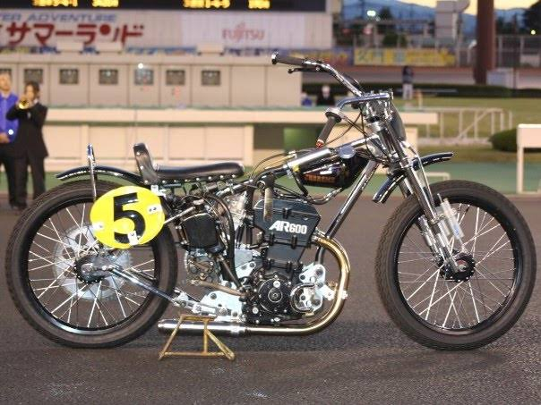 Auto race jepang bike