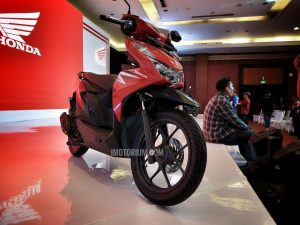 Honda Beat sporty 2020