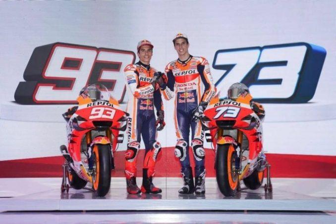 Bertemu Duo Marquez