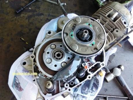 Honda Revo Turun Mesin 4