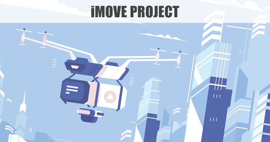 Fixed-wing drones and small package delivery - project label