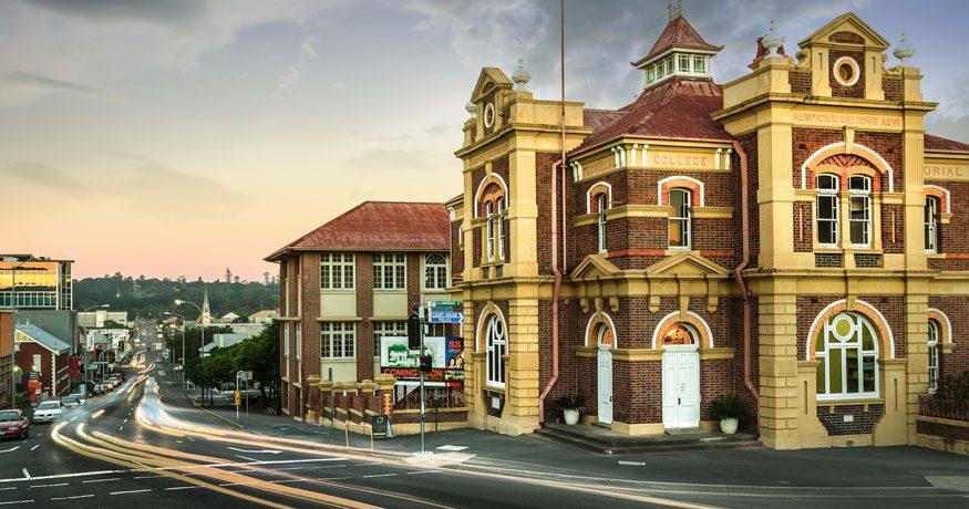 Ipswich, Queensland streets