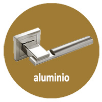 Manijas Aluminio