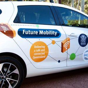 TMR CHAD project vehicle Renault ZOE