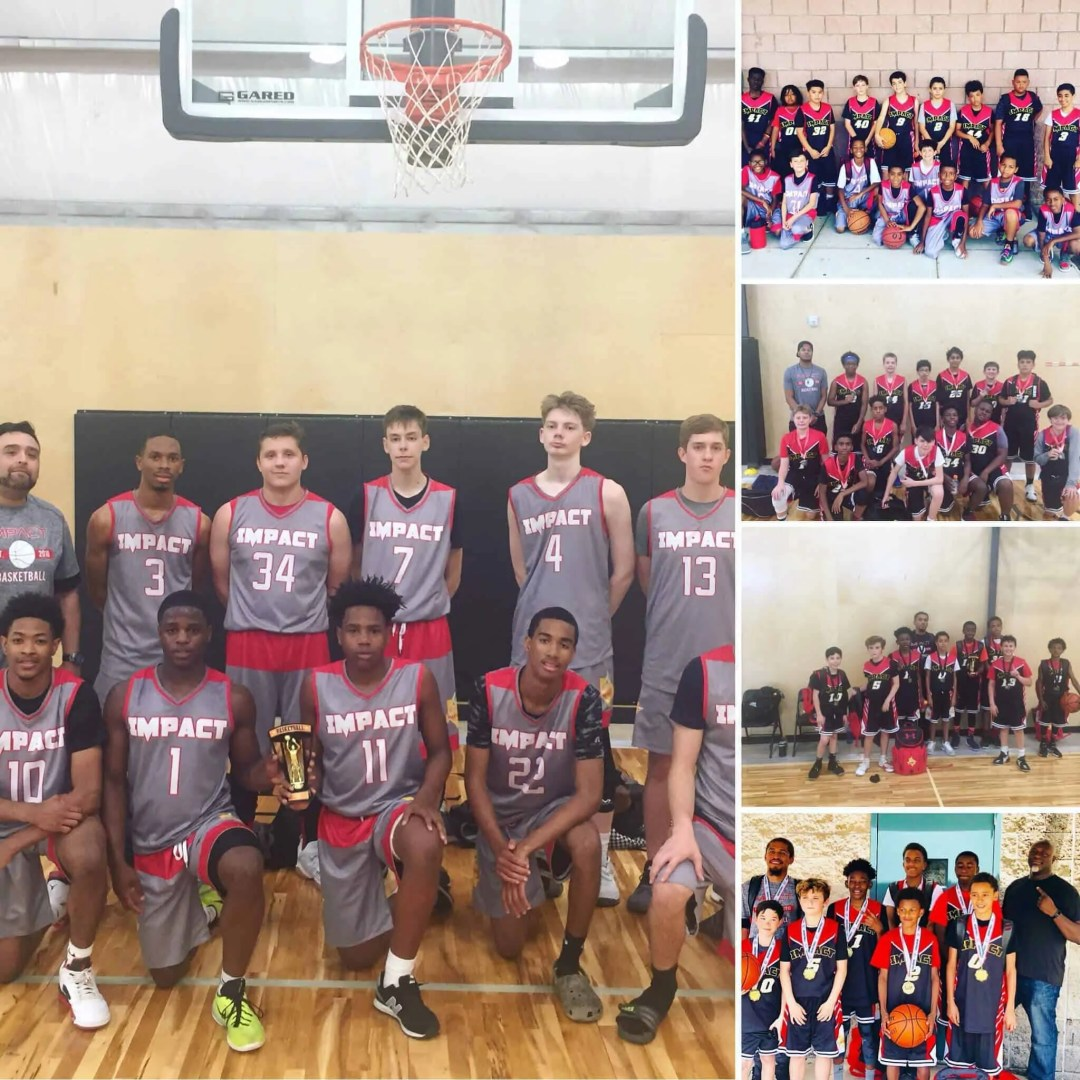 AAU select basketball program