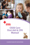 Child Care First Aid & CPR Manual
