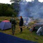 Camping in Aberdares