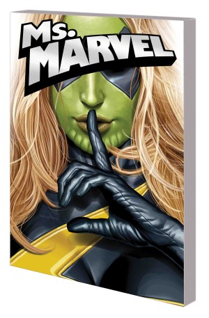 CAPTAIN MARVEL CAROL DANVERS TP VOL 02 MS MARVEL YEARS