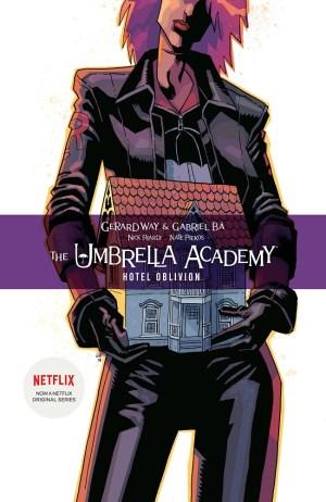 Umbrella Academy Hotel Oblivion
