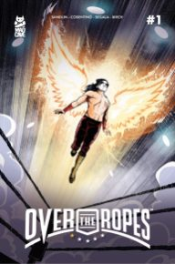 LCSD 2019 OVER THE ROPES #1 (OF 5)MAD CAVE STUDIOS(W) Jay Sandlin (A) Antonello Cosentino (CA) Patrick MulhollandSNEAK PEAK - RELEASING EARLYHere's your chance to catch Mad Cave's Southern Fried wrestling story a month before the release with our Local Comic Shop Day exclusive variant by Patrick Mulholland!Step Over the Ropes and into 1990s wrestling. Set in a fictional world, Over the Ropes dives into sports entertainment's biggest era. A young high-flyer named Jason Lynn goes off-script in a match to win the world title and sets the southern territory on fire as the face-painted wrestler, Phoenix.Jason's battles between the ropes are only outperformed by his struggles outside the ring. First dates. Crooked promoters. Cage matches. Factions and families. No matter what problems smack him with a steel chair, Jason lives by his catchphrase: I. Will. Rise.