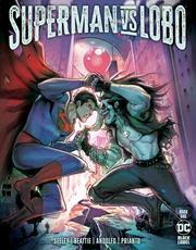 SUPERMAN VS LOBO #1 (OF 3)
