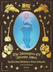 DVENTURES OF ADRIENNE JAMES #1 (OF 12)