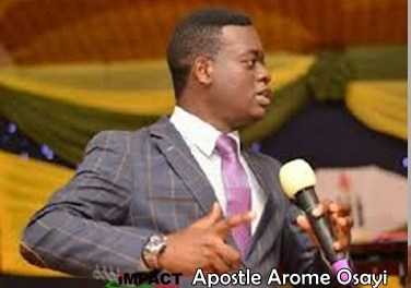 Download Sermon: Operation of Demons Restlessness   Apostle Arome Osayi