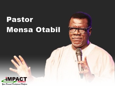 Download Sermon: Money | Mensa Otabil