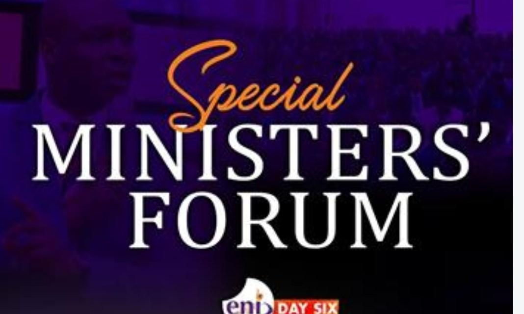 Ministers' Retreat – Koinonia Revival 2019 | Apostle Joshua Selman