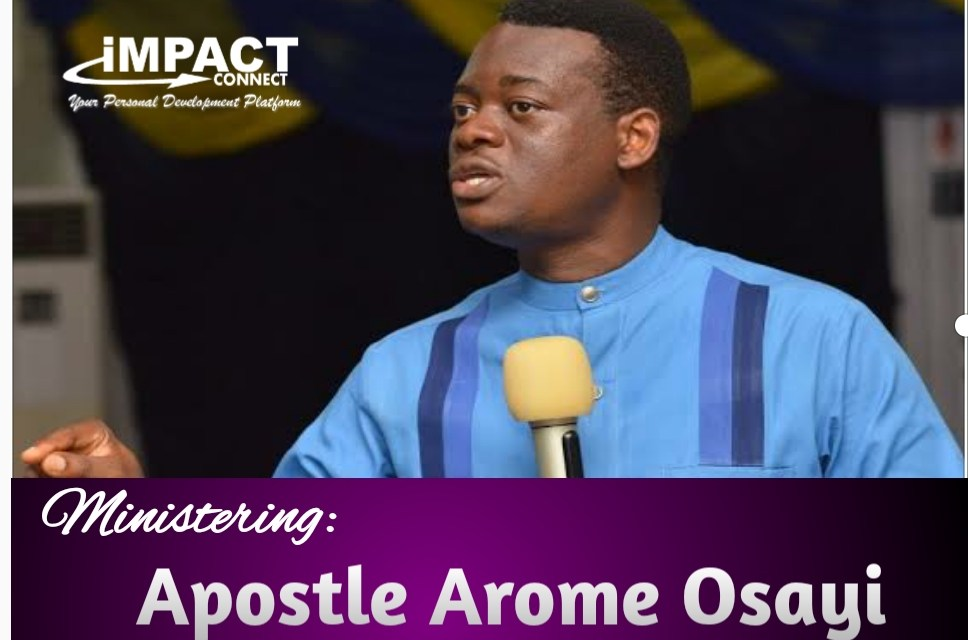 Download: The Tripartite Word Of God | Apst Arome Osayi