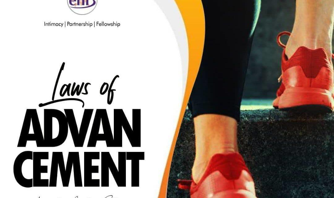 Download Sermon: THE LAWS OF ADVANCEMENT | Apostle Joshua Selman