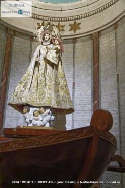Basilique Notre Dame de Fourvière 10