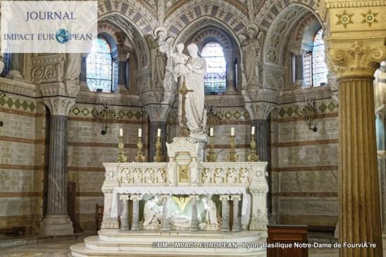 Basilique Notre Dame de Fourvière 11