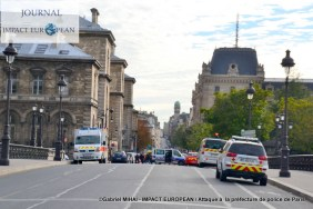 Attaque à la préfecture de police de Paris