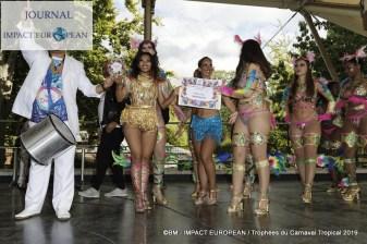 remise des trophées Carnaval Tropical 13