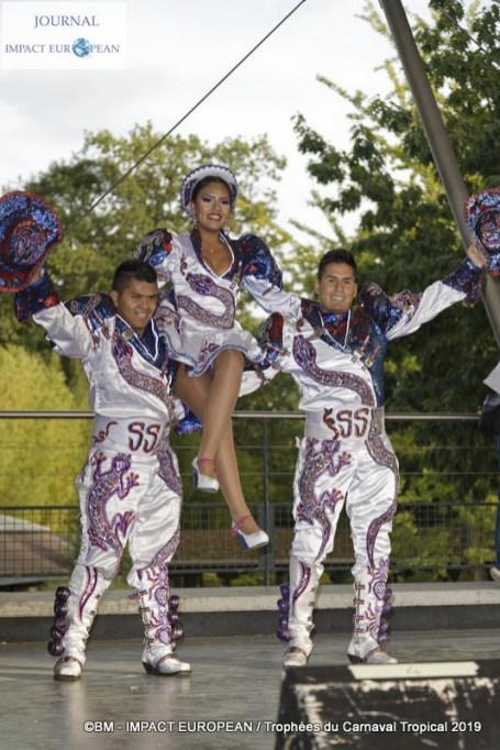 remise des trophées Carnaval Tropical 37