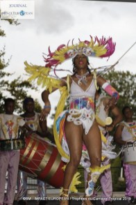 remise des trophées Carnaval Tropical 48