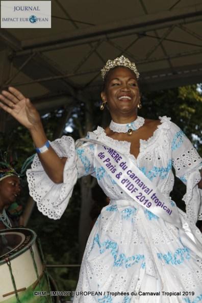 remise des trophées Carnaval Tropical 65