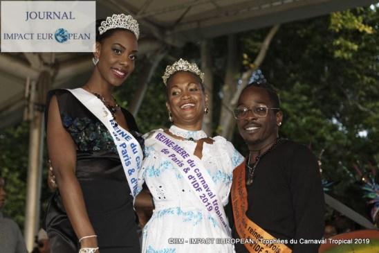 remise des trophées Carnaval Tropical 70