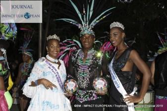 remise des trophées Carnaval Tropical 72