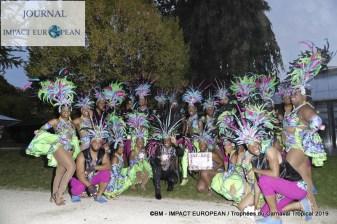 remise des trophées Carnaval Tropical 73