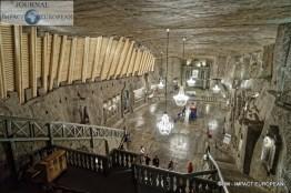 24-mines de sel de Wieliczka 25