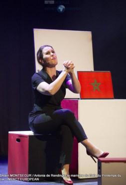 Antonia de Rendinger la marraine du Gala du Printemps du rire 5
