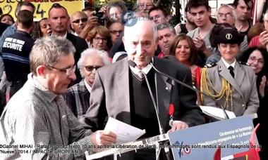 Rafael Gomez Nieto EN 2014 .2