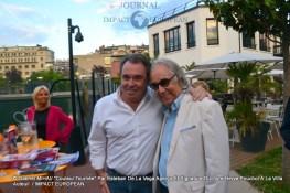 Hervé POUCHOL et Sylvain COLLARO