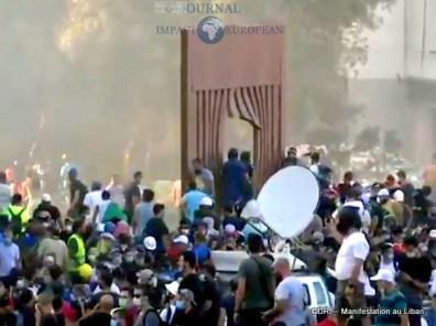 Manifestation au liban 10