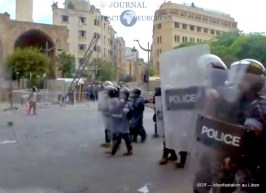 Manifestation au liban 3